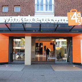 overdekt winkelcentrum amsterdam